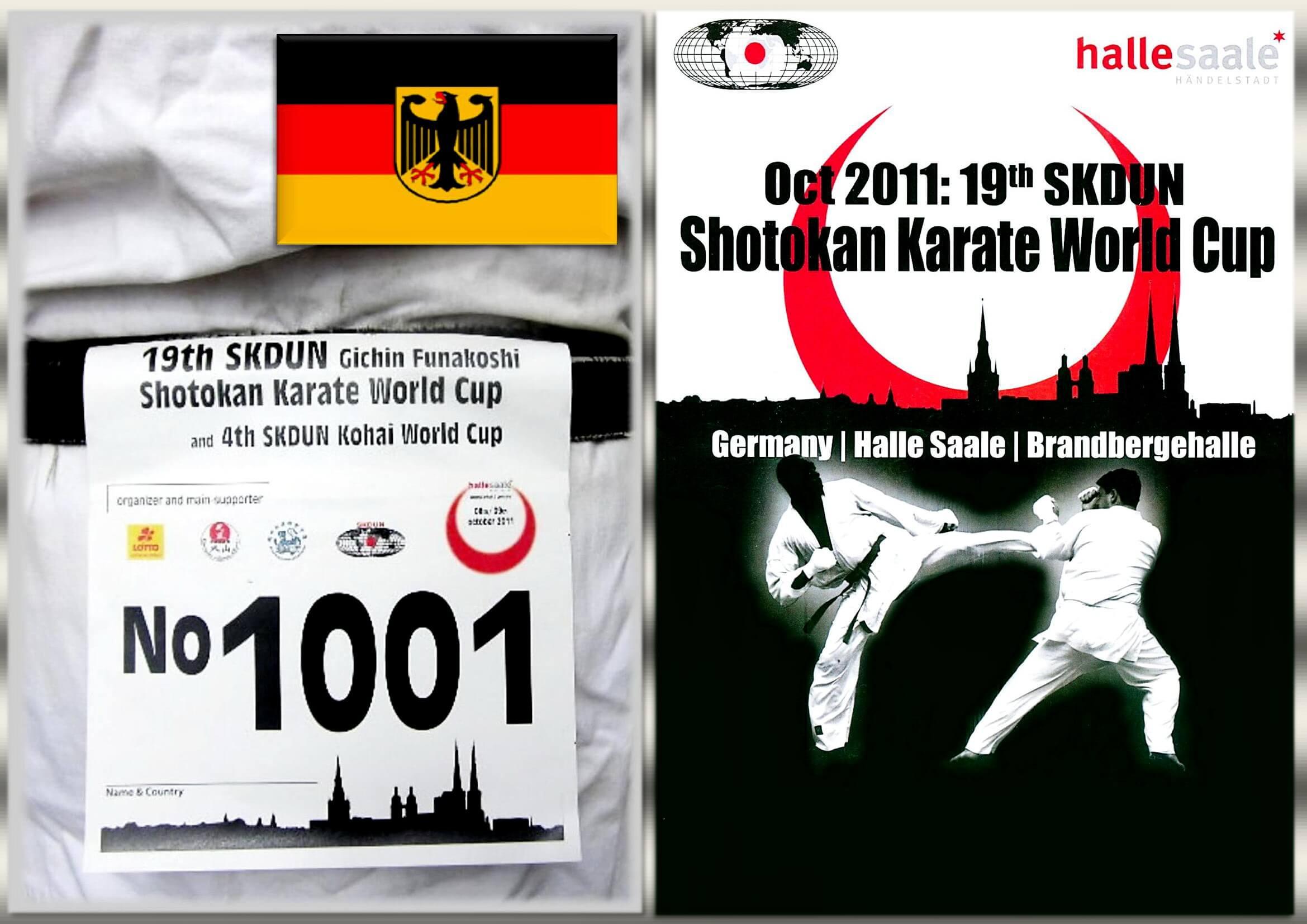 SKDUN-2011 Галле-2011 Постер