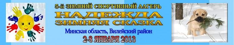 Надежда 01-2013 Баннер