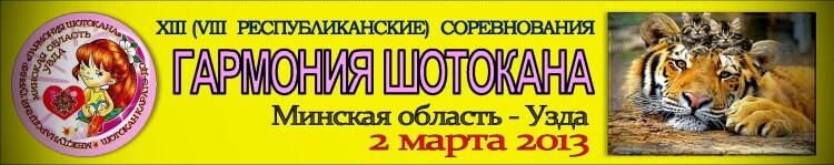 Узда-2013 Баннер