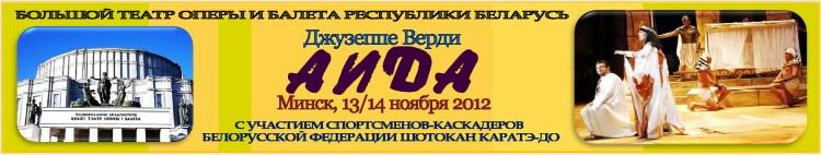 Аида-2012 Баннер