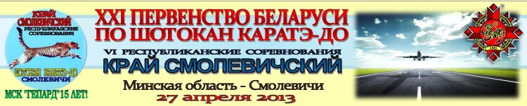 Смолевичи-2013 Баннер''