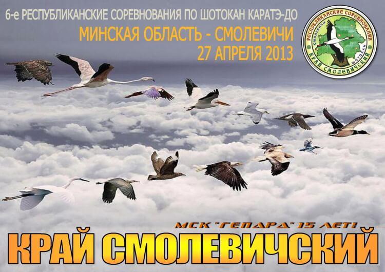 Смолевичи-2013 Постер''