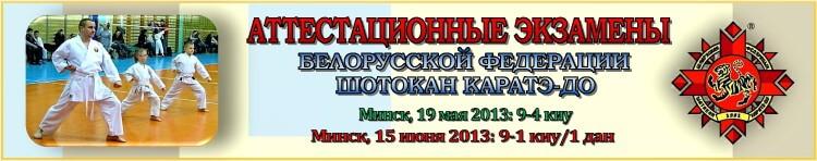 Аттестация БФШК 05-06.2013 Баннер