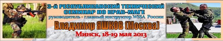 Семинар Яшкова-2013 Баннер