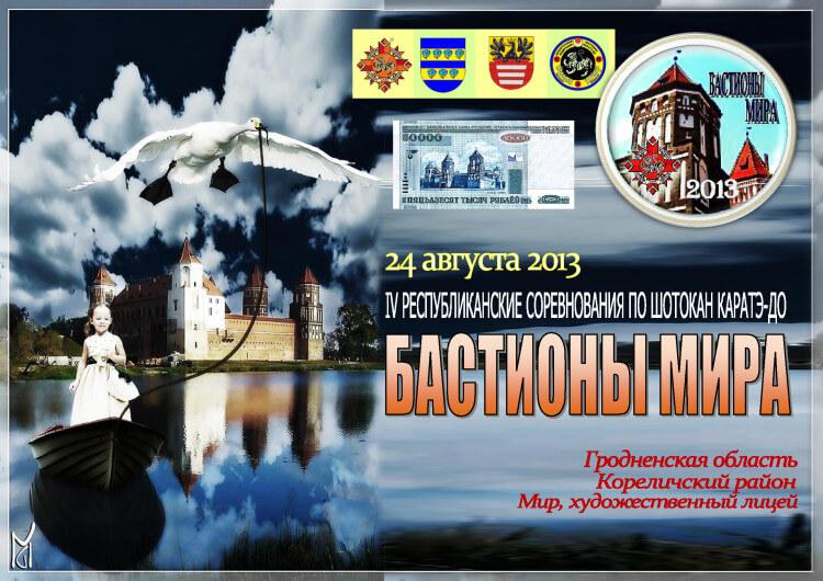 Мир-2013 Постер