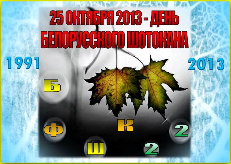 БФШК-22 День шотокана-2013''