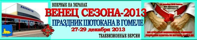 Гомель-2013 Телеверсии Баннер