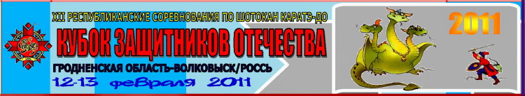 Волковыск-2011 Баннер