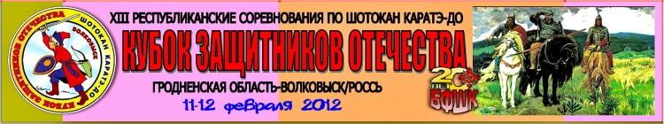 Волковыск-2012 Баннер