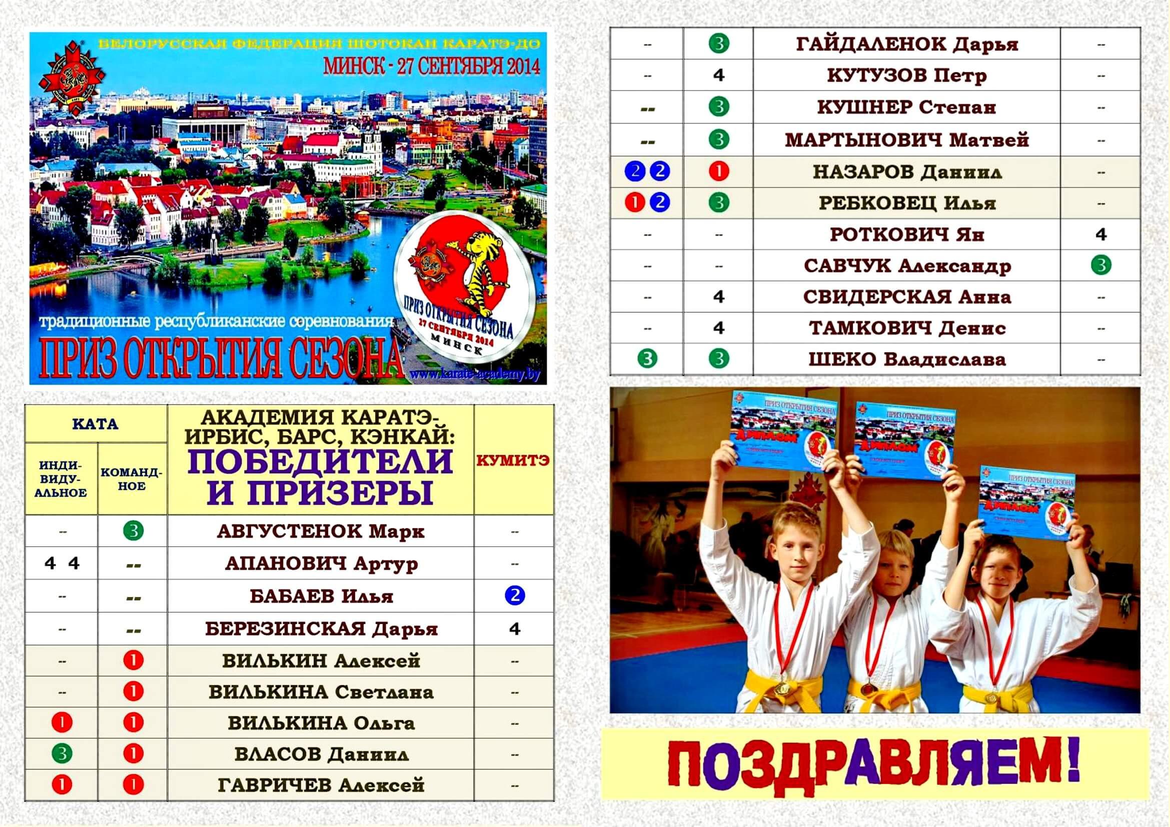 ПОС-2014 Поздравления W