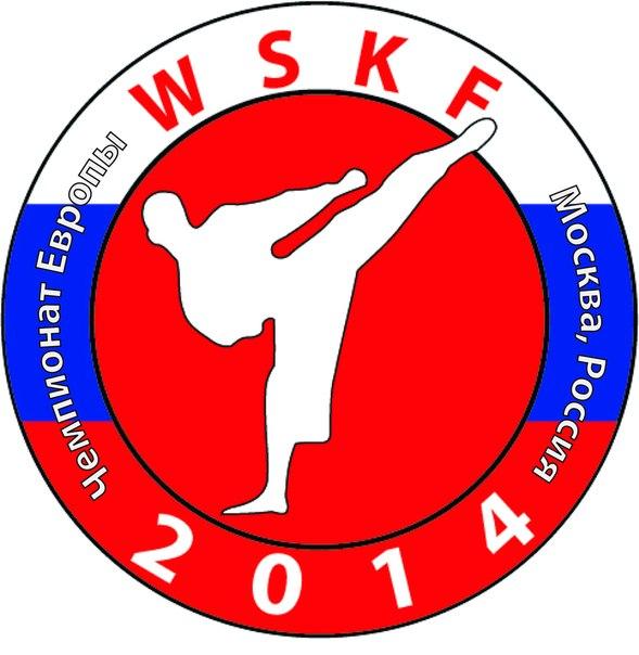 WSKF-2014 Москва Лого