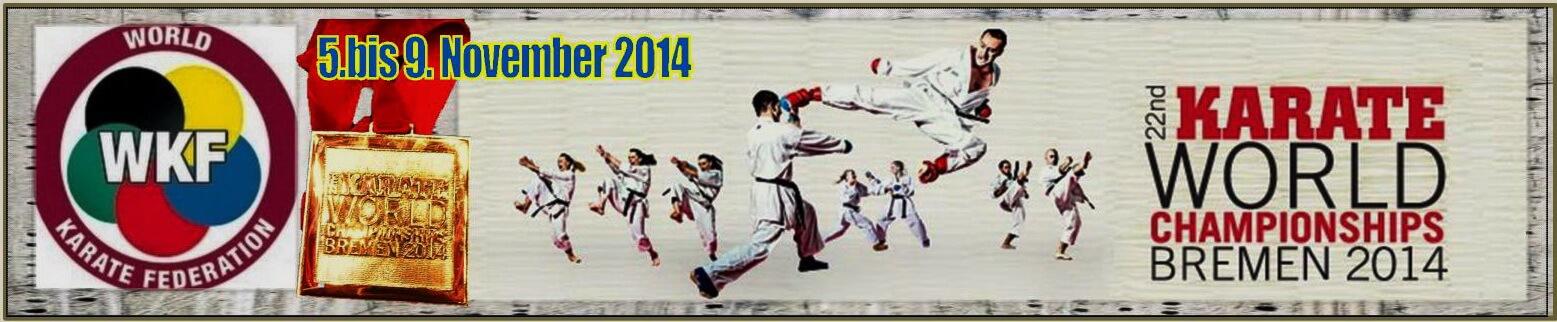 WKF-2014 Бремен Баннер