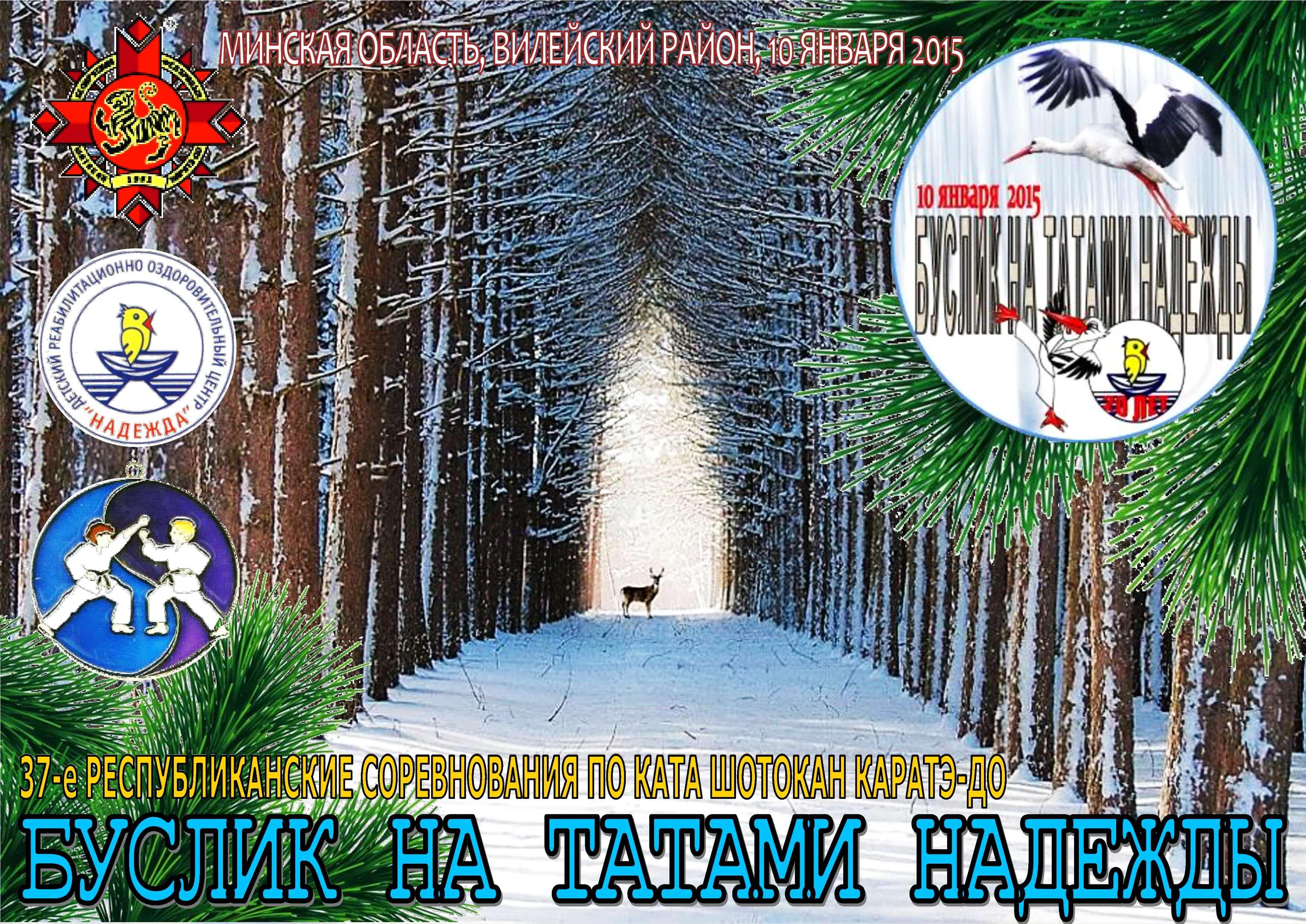 Буслик 01-2014 Постер