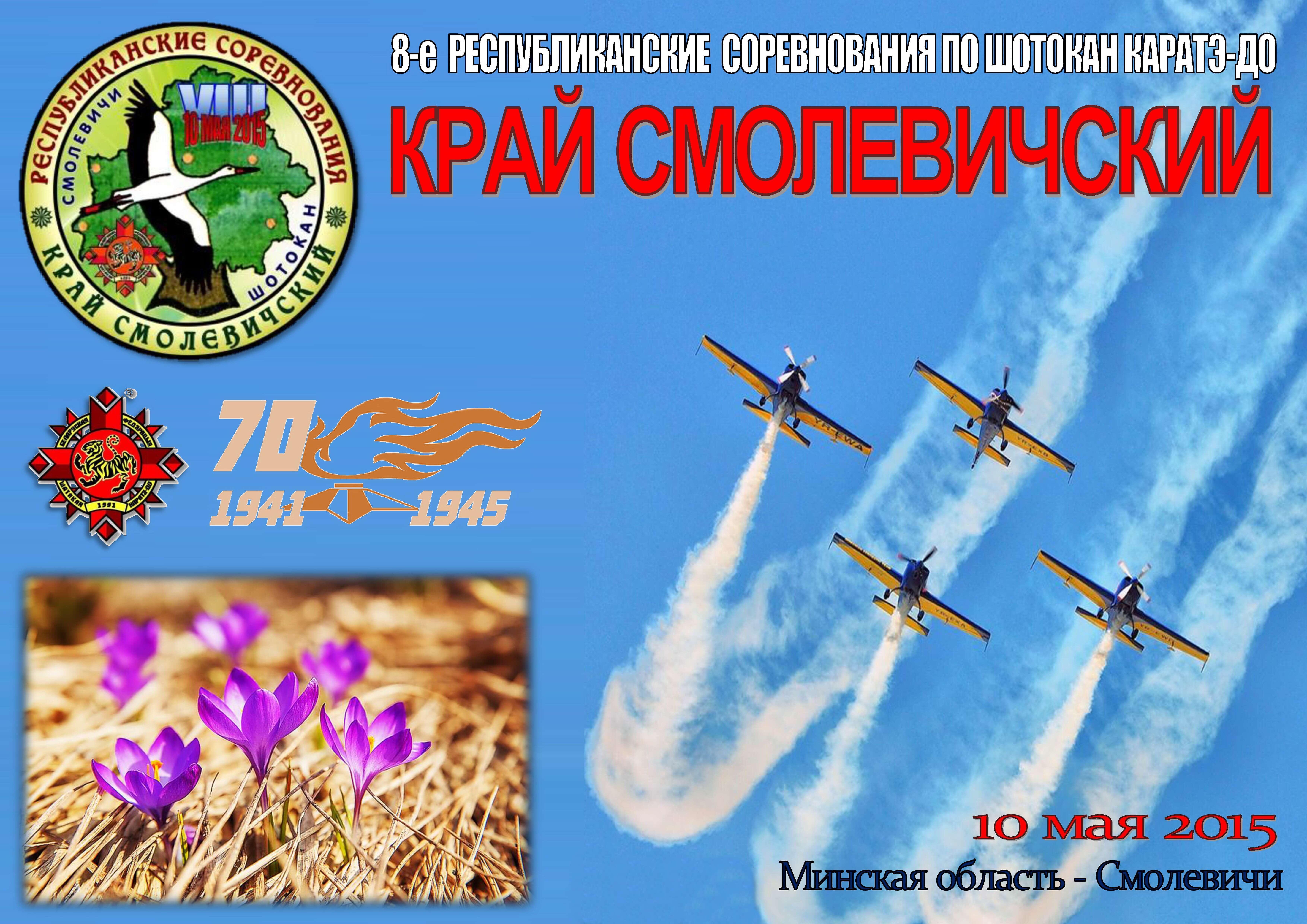 Смолевичи-2015 Постер