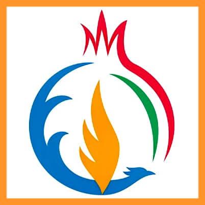 Баку-2015 лого-2