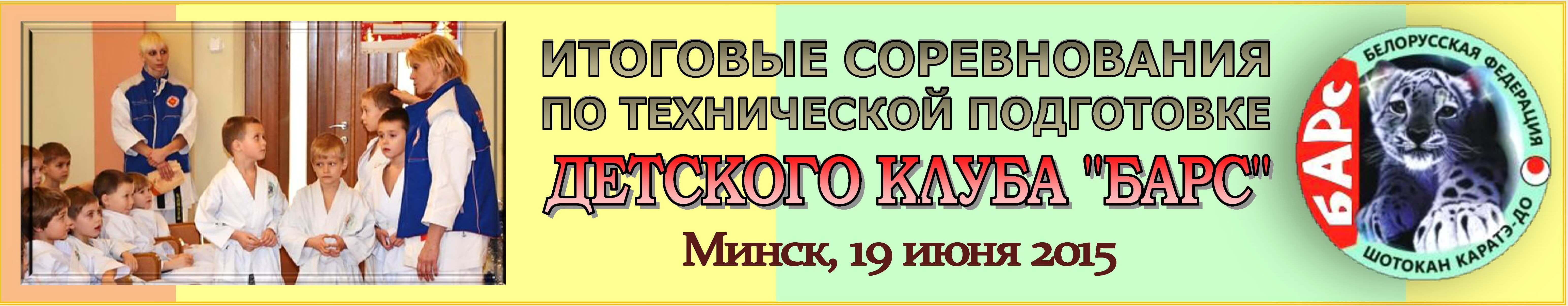 2015-06 Барс Соревнования Баннер
