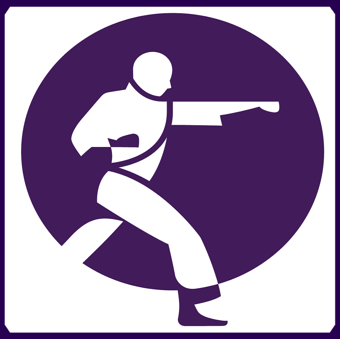 Silhouette_Karate_Large_BakuPurple