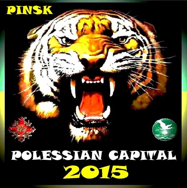 Пинск-2015 Логотип