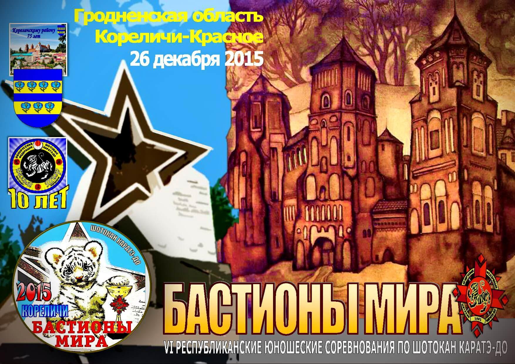 Кореличи-2015 Постер new