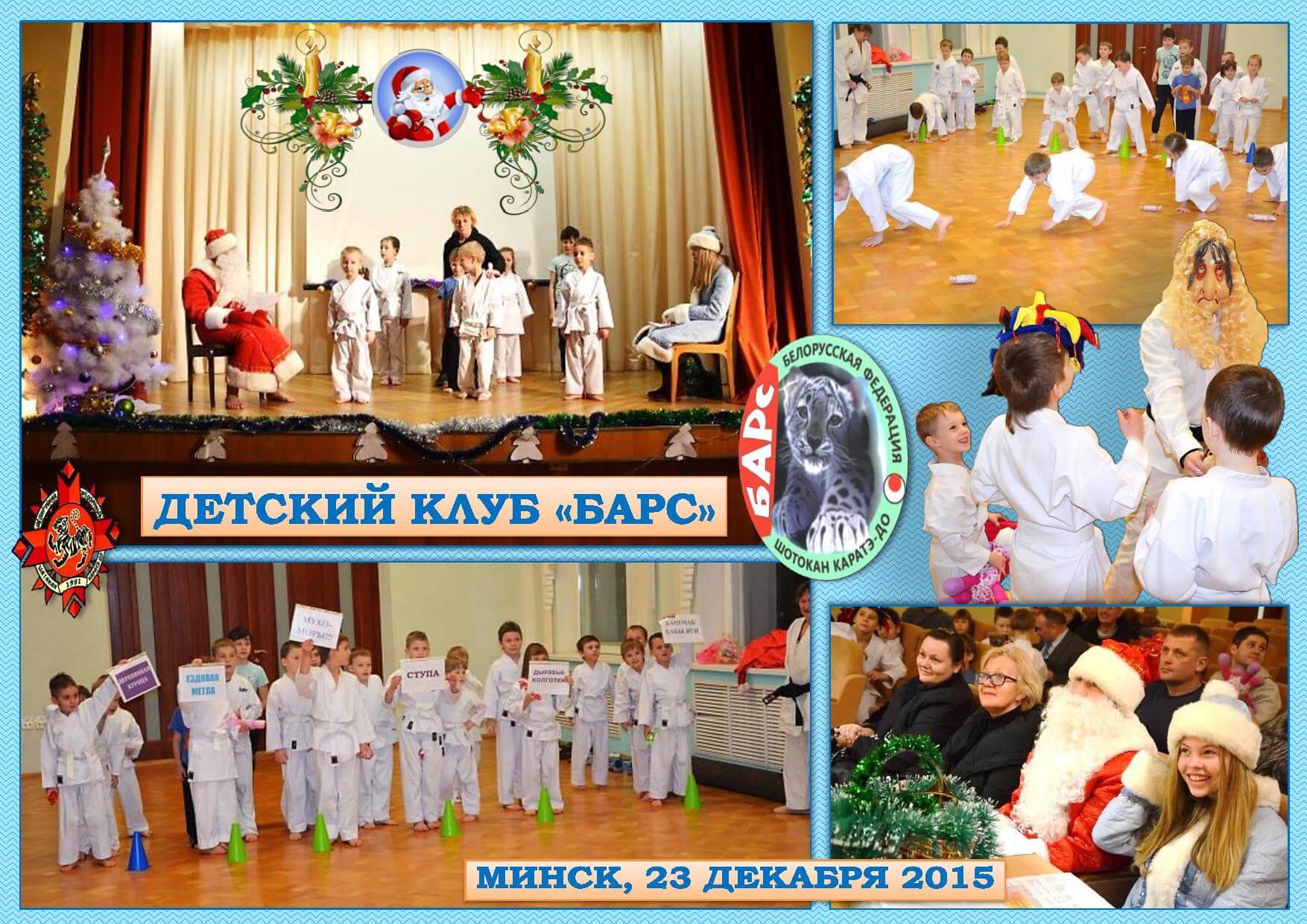 Барс 12-2015 Новогодний праздний-2
