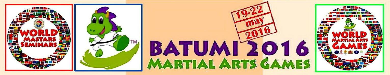 Батуми-2016 Баннер