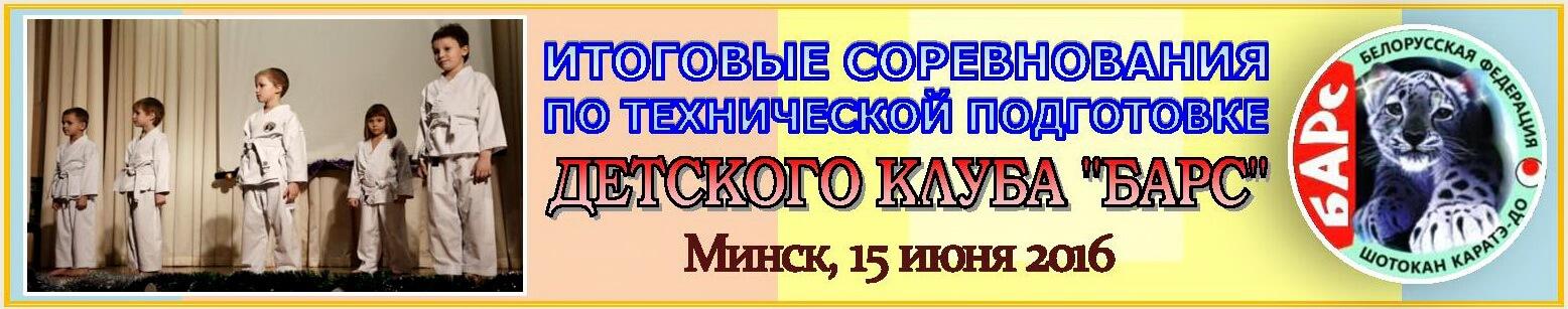 2016-06 Барс Соревнования Баннер