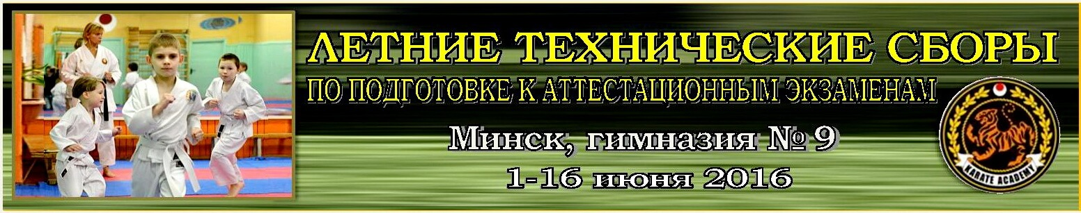 2016-06 Летние сборы Баннер